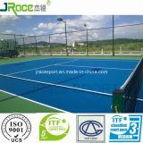 De goede Oppervlakte van de Sport van de Tennisbaan van de Weerbestendigheid