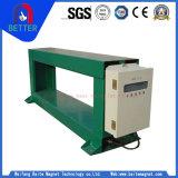 Tipo detector de metales de la correa de lona de la serie de Gjt de la certificación de ISO/Ce para el mineral de hierro/los materiales de Magneti
