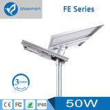 50W Solar-LED Straßen-Garten-Licht-Lampe