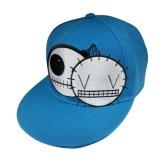 Sombrero sólido con la insignia grande Nw075