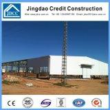 高品質の鉄骨構造の建物