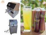 A cana-de-açúcar comercial eléctricos extractor de sumo de cana da máquina de sumos