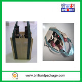 Stifener를 가진 6 Bottom Non Woven Wine Bottle Bag