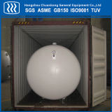 50m3 жидкий CO2 криогенный бак для хранения