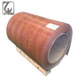 Bobina de aço galvanizada Prepainted 0.4mm de Dx51d Ral 5015