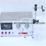 Kleiner Datenträger-Doppelt-Kopf-flüssige Füllmaschine 10ml