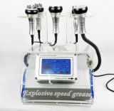 Carrocería infrarroja del RF de la cavitación del vacío que adelgaza la máquina para la venta