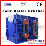 China High-Strength Wear-Resistant 4pg serie trituradora de cuatro rodillos