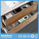 I nuovi accessori della stanza da bagno di stile della quercia del bagno del Governo di disegno di qualità superiore moderno dell'unità hanno impostato (BF116M)