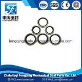 Joint métallisé anneau de joint de matériel mécanique de garniture en caoutchouc de composé