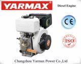 El comienzo de la mano de Yarmax/el aire del arranque eléctrico refrescó el motor diesel marina Ym188f del solo cilindro de 4 movimientos