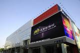 P10 LED a todo color que hace publicidad de la visualización para al aire libre