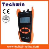 Tw3212e optische Pon Energien-Messinstrument Techwin Handprüfvorrichtung