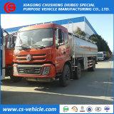 Dongfeng 3 Vrachtwagen van de Tanker van de Stookolie van Assen 23000L De Vloeibare voor Kenia