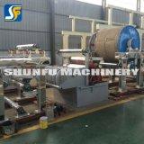 Tissu de roulis enorme de papier de soie de soie à échelle réduite faisant des machines de fabrication de machine