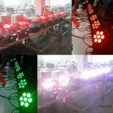 Billigere 7X15W RGBW 4in1 Beam LED Moving Head