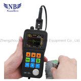 Digitalanzeigen-Ultraschallstärken-Anzeigeinstrument LCD-