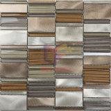Wave Cristal Mix Mosaico de aluminio color (CFA59)