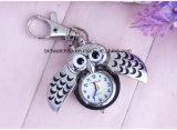 Красочные Плз формы цепочки ключей смотреть Keyring часы в подарок