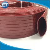 Mangueira de alta dever Layflat PVC para o fornecimento de água de irrigação de Descarga