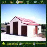 Lingshan moderner Entwurfs-amerikanischer Stahlstall für Australien (L-S-050)