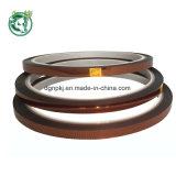 Band Polyimide Op hoge temperatuur van de Band Vinger van de bron van de Fabrikant de Gouden