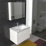 Governo di stanza da bagno di stile di modo della parete di attaccatura con il bacino di ceramica