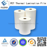 Pet lucido Laminating Roll Film per Business License (YD-80MIC)