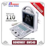 선택적인 변형기 (BW540)를 가진 초음파 스캐너, ISO 13485 의 세륨 증명서를 가진 중국 제조자
