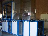 Cabine de pulverizador simples do equipamento/cabine pintura de pulverizador/caixa do revestimento