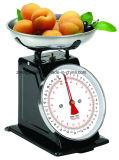 La exportación a Europa 5kg de Acero Inoxidable Cocina resorte mecánico escala marcado puntero