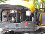 Motor-Gleisketten-Exkavatoren 8t China-Yanmar für Verkauf