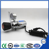 Tipo regolatore Heated elettrico di Withus del CO2 con Fiowmeter