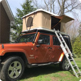 Tenda della parte superiore del tetto dell'automobile del materiale del Palo della vetroresina e della vetroresina del tessuto della tela di canapa