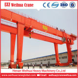 Weihua U tipo viga doble grúa de pórtico para la venta
