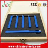고품질 큰 공장에서 탄화물에 의하여 놋쇠로 만들어지는 CNC 선반 절단 도구 판매