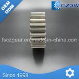 Engrenagem de transmissão de engrenagem de transmissão personalizada de alta precisão para trator de reboque e de serviço pesado