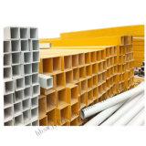 Profil de PRF en acier en fibre de verre pour les matériaux de construction
