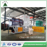 In pieno macchina orizzontale idraulica automatica della pressa per balle FDY-850 con Ce