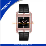 Smart Women Montres de luxe avec diamants brillants