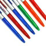 Pouvez Logo personnalisé stylo à bille Stylo en plastique de la publicité