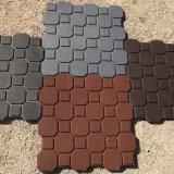 いろいろな種類のための中国の製造業者のゴムパッド屋外のフロアーリングのアプリケーションの安全ゴム床