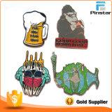 Distintivi su ordinazione guasti riconoscenti dello smalto di Pin di vendita della fabbrica