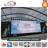 25X50m Temporary outdoor VIP restaurant Tent for party and Wedding