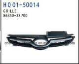 Projector de partes separadas automático grelha ou grelha Bunper dianteiro para a Hyundai Elantra OEM 2014#86560-3X710/ 86560-3X700/86350-3X700