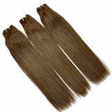 #613/ noir 100 % couleur des cheveux naturels brésilien Extension vierge Lbh 021
