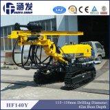 Het Vernietigen van de Boor van de hamer de Uitstekende Installatie van de Boring van de Rots (HF140Y)