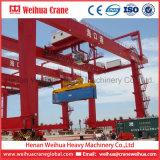 grue à portique Weihua conteneur monté sur rail RMG