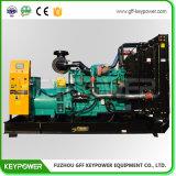 280KW de puissance de type ouvert Groupe électrogène Diesel avec moteur Cummins