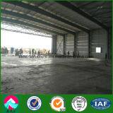 Aço prefabricados Hangar de aviões do exército no Níger